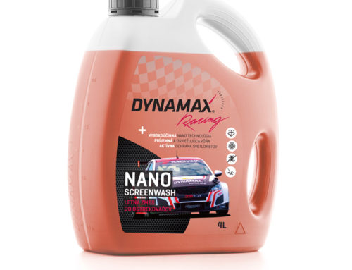 DYNAMAX SCREENWASH NANO RACING