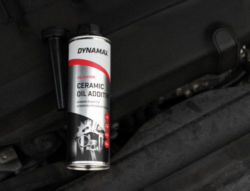 Keramická ochrana motora