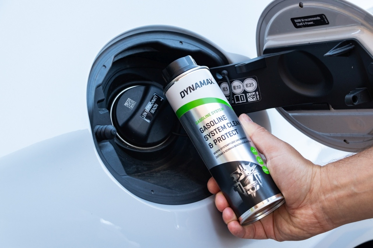 DYNAMAX Gasoline system clean and protect
